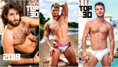 Photo of TOP 30 Actores Porno Gay 2019
