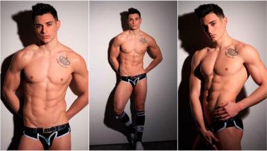 Photo of Las primeras fotos del chulazo Salvo en Holanda | Male Model