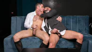 Photo of El segurata Dato Foland cubre a pelo el culazo de su jefe Marco Napoli | Men At Play