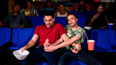 Photo of Max Arion se folla el culazo de Drake Rogers en el cine y se lo deja preñado delante de todos sus colegas | Lucas Entertainment